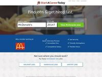 McDonalds Job,s Only United states