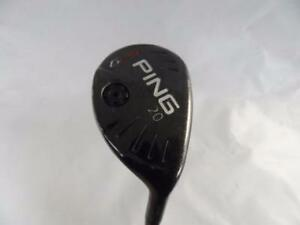 Ping G25 Hybrid 20° Graphite Stiff Men's Right