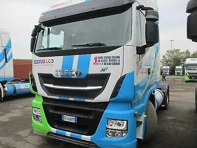 Iveco Stralis AS440S40T/P LNG