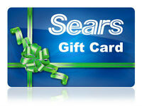 Sears gift card - $ 50 off of purchase of 500 or more