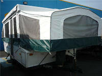 Used 2008 Palomino 1201 Real-Lite tent trailer