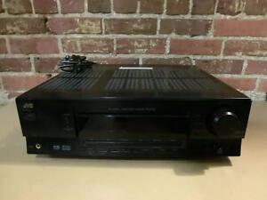 Amplificateur/récepteur stéréo JVC (i009886)