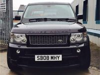Land Rover Range Rover sport 3.6 hse tdv8 2008