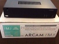 BRAND NEW Power Amplifier RCAM FMJ P35 £400