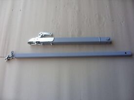 2.5t CAR RECOVERY TOW BAR TOWING POLE A FRAME