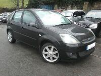 2005/55 Ford Fiesta Zetec, Full Mot, Only 64000 Miles, Warranty, 2 Keys,Fabulous Condition,Hpi Clear