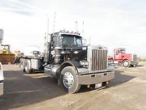 peterbilt deck truck