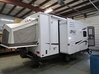 BRAND NEW 14' ROCKWOOD TRAILER FOR RENT AND DELIVERED!!!