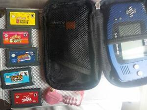 game boy advance and more