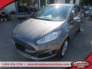 2014 Ford Fiesta 'SHARP' LOADED TITANIUM - HATCHBACK EDITION 5 P