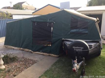Challenge Outback Deluxe Off Road Camper Trailer Semaphore South Port Adelaide Area Preview