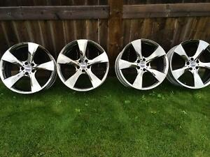 "BMW 21"" Rims for 7 Series"