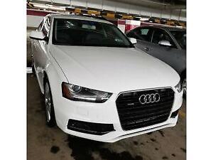 Transfert de bail pour Audi A4 S-Line 2015