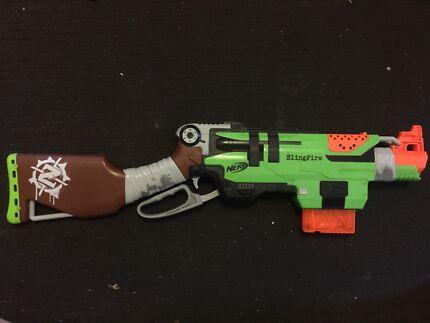 Best High Capacity Nerf Blaster, Rhino Fire