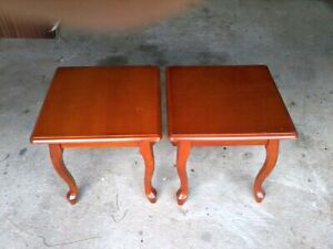 Lamp tables Richmond Hawkesbury Area Preview