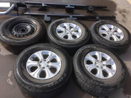 Nissan Navara np300 wheels and parts