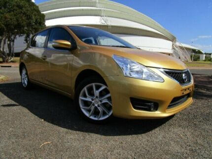2014 Nissan Pulsar C12 ST-S Sovereign Continuous Variable Hatchback Gepps Cross Port Adelaide Area Preview