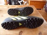 Adidas x-lite freefootball multisurface boots/trainers size 11