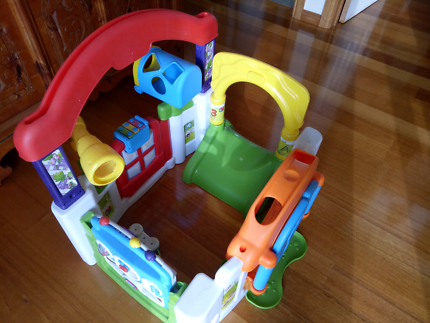 Play set for toddlers