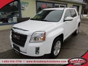 2010 GMC Terrain LOADED SLE EDITION 5 PASSENGER 3.0L - DOHC ENGI