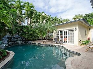 TROPICAL BEACH HOUSE FORT LAUDERDALE