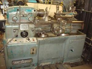 Smart & Brown Lathe