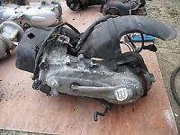 Vespa 50cc Engine