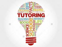 Online tutor available for grades 1-8