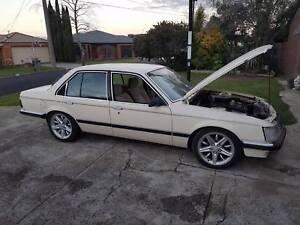 1983 Holden Commodore SL/E Sedan Ballarat Central Ballarat City Preview