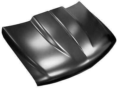 "1999-2002 Chevy Silverado 1500/2500 2"" Steel cowl Hood AMD 300-4099-2 99-02"