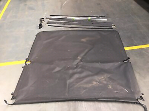 Tonneau soft cover to suit mazda/ford ranger 11/17model Torquay Fraser Coast Preview