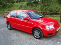 VW Polo - Spares or repairs