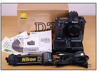 As new Nikon D3x 10k shutter count perfect