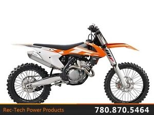 2016 KTM 350 SX-F - Heavily Discounted! $47/bi-weekly