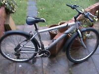 """RALEIGH WILDTRACK"" MOUNTAIN BIKE/ BICYCLE"