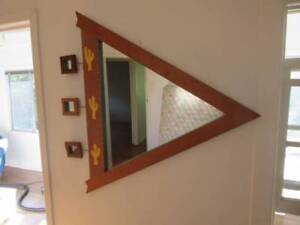 Original hand crafted mirrors Bangalow Byron Area Preview