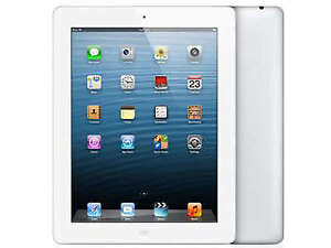 Apple iPad 4, 64G, White, WiFi, come with Smart Case