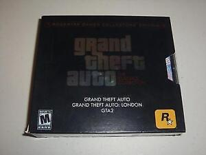 GRAND THEFT AUTO THE CLASSICS COLLECTION-NEW!!!