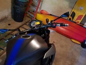 2010 Kawasaki Z750 Custom