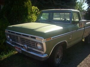 Wanted ford 360/390 engine