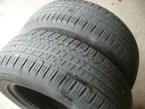 Two 215-65-16 tires $70.00