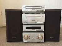 Technics Stereo System ST-HD350 Immaculate Condition in Central London