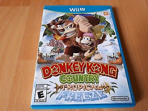 Donkey Kong country tropical freeze LTB