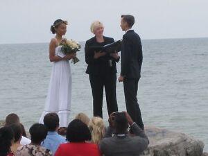 LICENSED WEDDING OFFICIANT AND WEDDING CELEBRANT Kawartha Lakes Peterborough Area image 3
