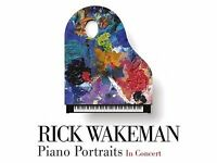 Rick Wakeman ~ Tickets x2 ~ Cadogan Hall London ~Piano Portraits In Concert