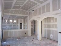 TAPING AND DRYWALLERS FOR HIRE