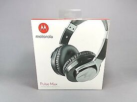 Motorola Pulse Max headphones - Brand new, unused
