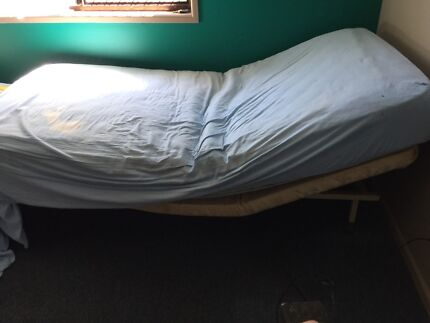 *MAKE OFFER*Mobility bed