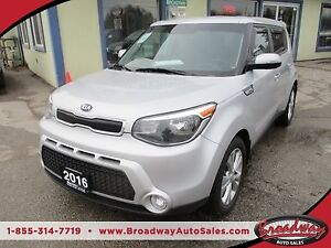 2016 Kia Soul 'GREAT KM'S' POWER EQUIPPED EX-GDI EDITION 5 PASSE