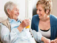 Old age care